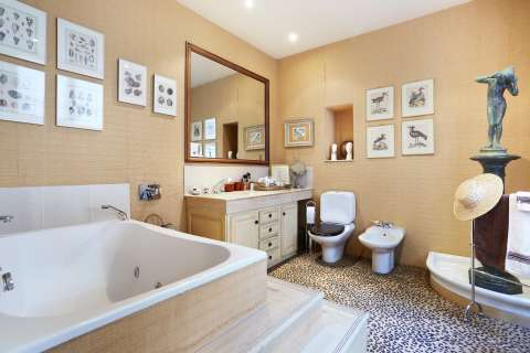 Salle de bains Carrelage