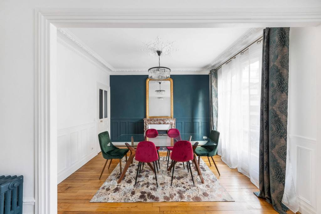 Boulogne – A delightful 2-bed apartment
