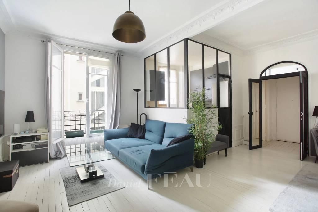 Sale Apartment Paris 16th Auteuil