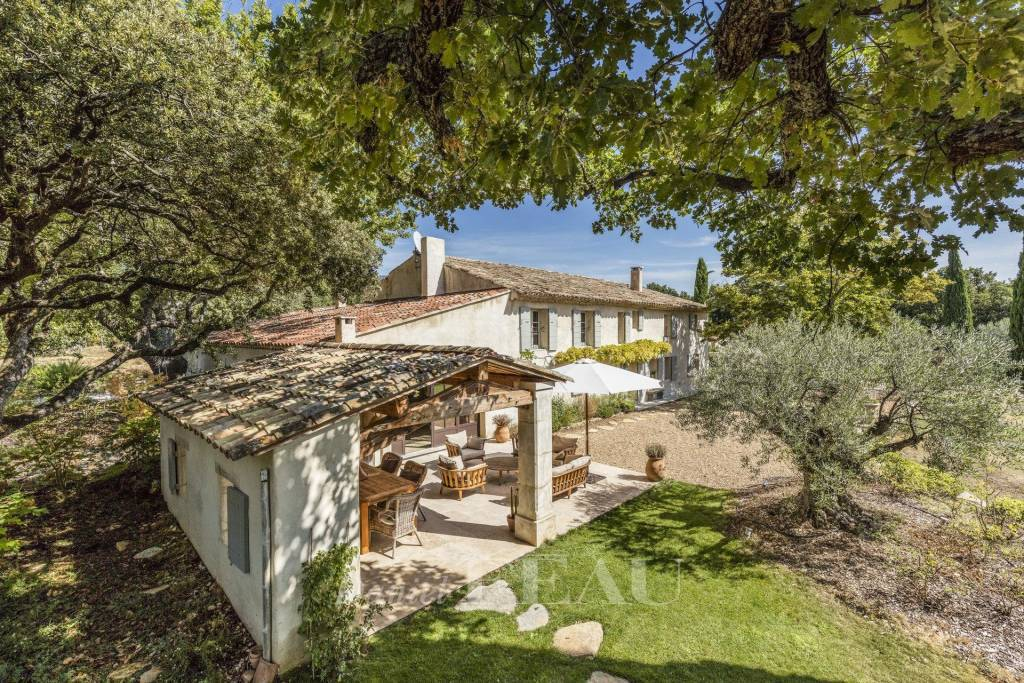 Cucuron – A meticulously renovated property