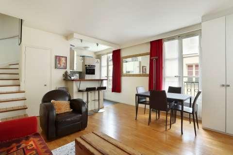 Rental Apartment Paris 5th
