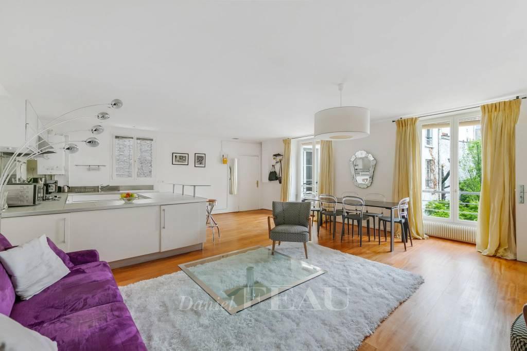 Rental Apartment Paris 2nd Bonne-Nouvelle