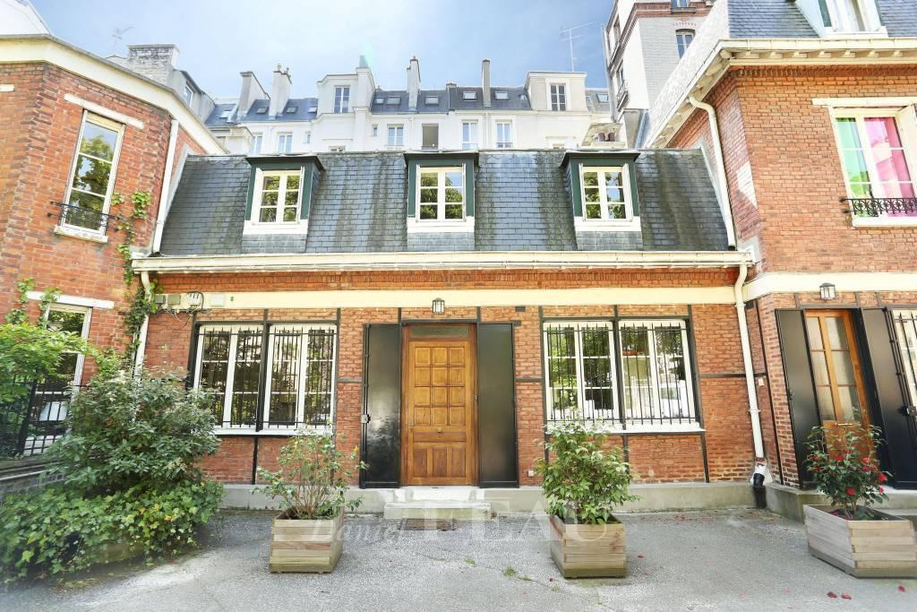 Paris XIVe - Villa Adrienne.