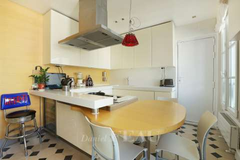 Kitchen Stainless steel Tile