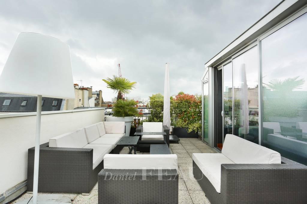 Neuilly-sur-Seine - Duplex avec terrasse