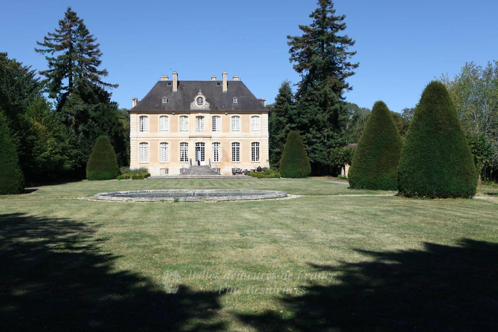 Vente Château Caen