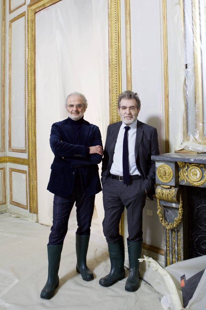 Joseph Achkar Michel Charrière Decorators History