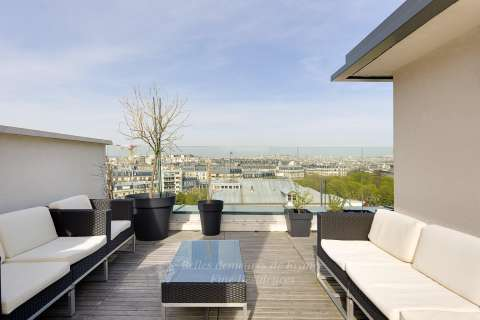 Sale Apartment Paris 16th