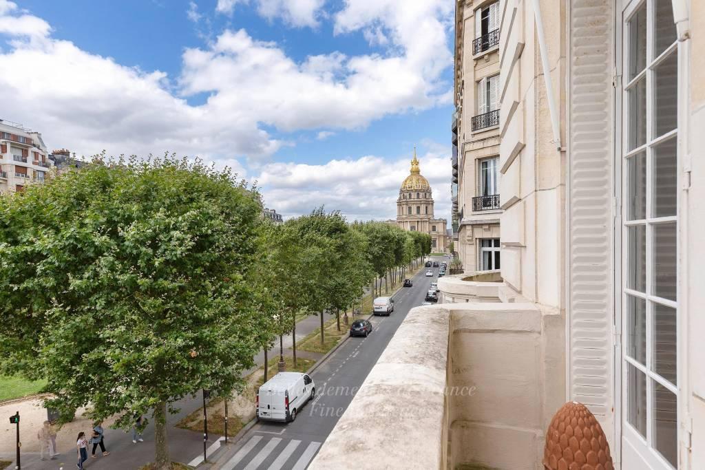 Balcony, view