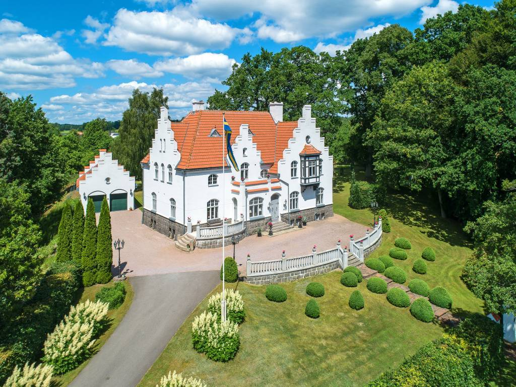 Skåne County – Backa Villa