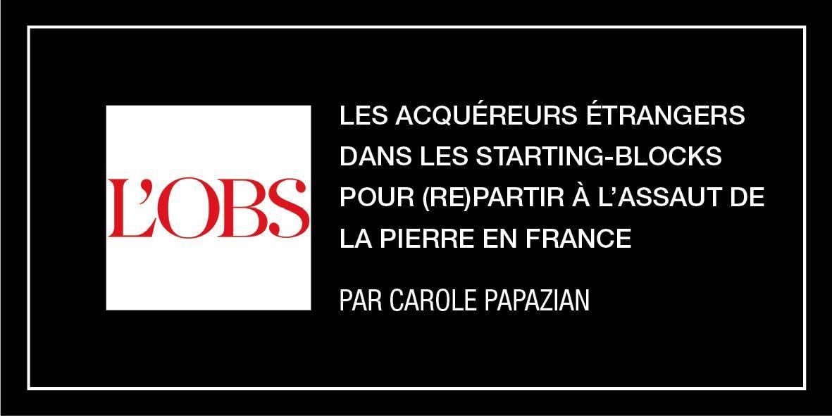 Immobilier - Les acquéreurs étrangers dans les starting-blocks pour (re)partir à l'assaut de la pierre en France