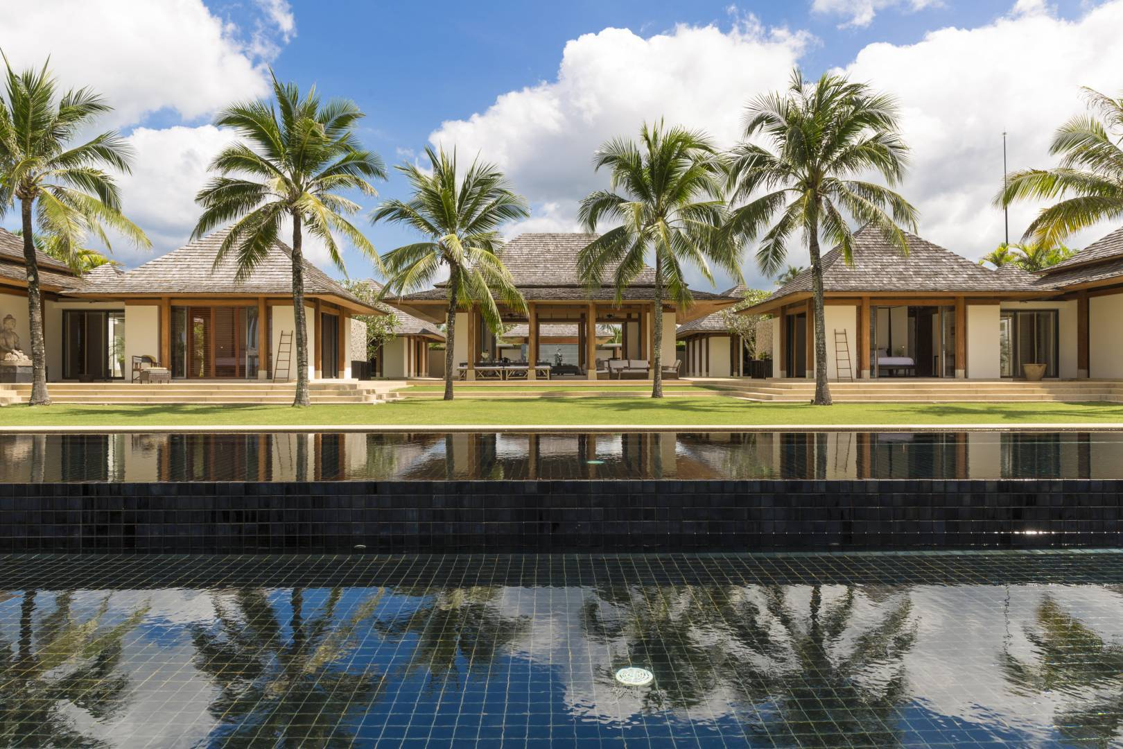 Shanti Villa, a luxury 6 bedroom beach front villa located in Jivana private estate, Phang Nga, Thailand