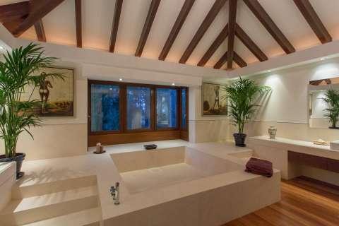 Salle de bains Parquet