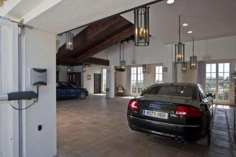 Garage Carrelage