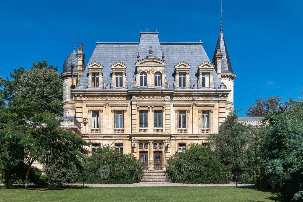 Chateau Camperos Batiment Monument Chateau - Domaine