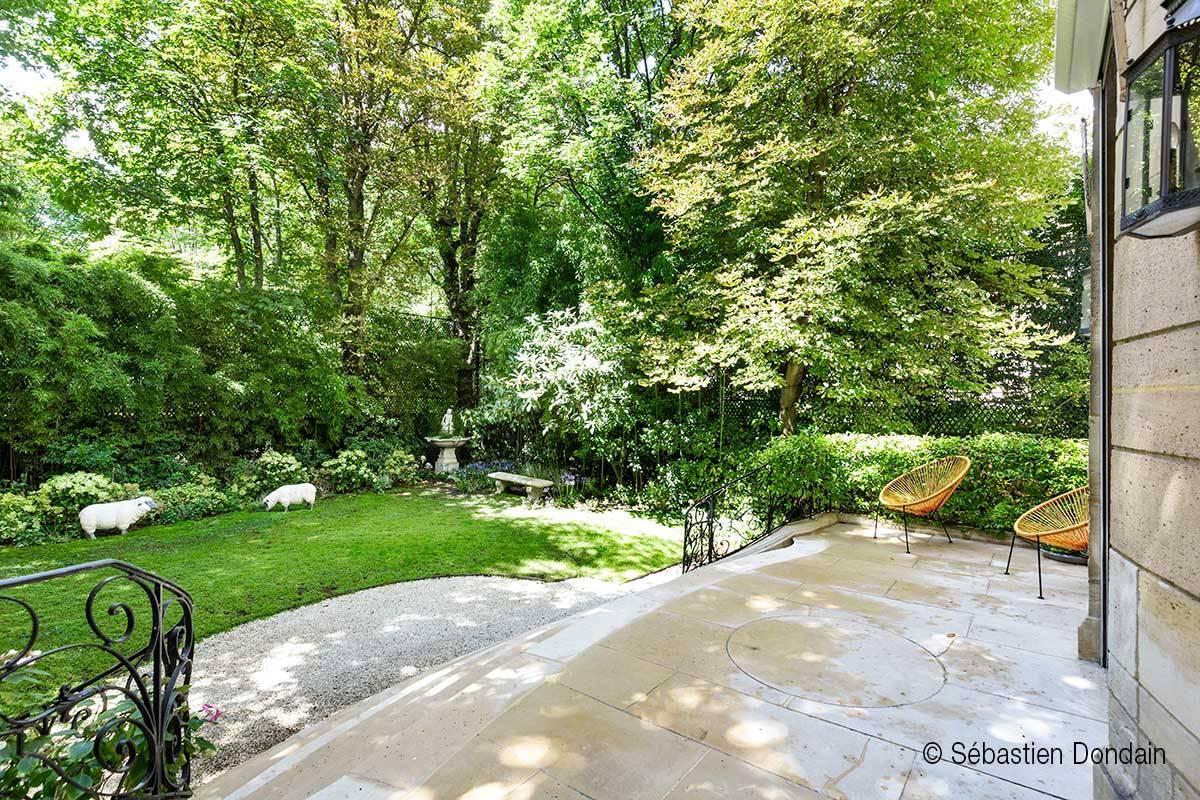 Immobilier - S'offrir un jardin à Paris