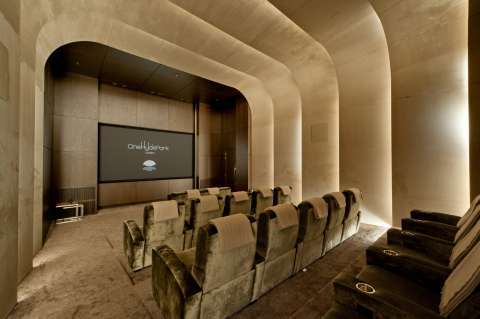 Home cinema Carpet