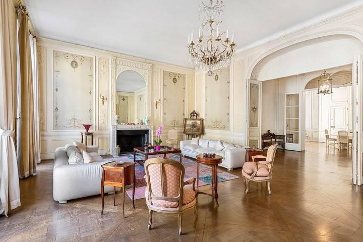 Immobilier - Le marché immobilier de luxe parisien ne faiblit pas en 2020