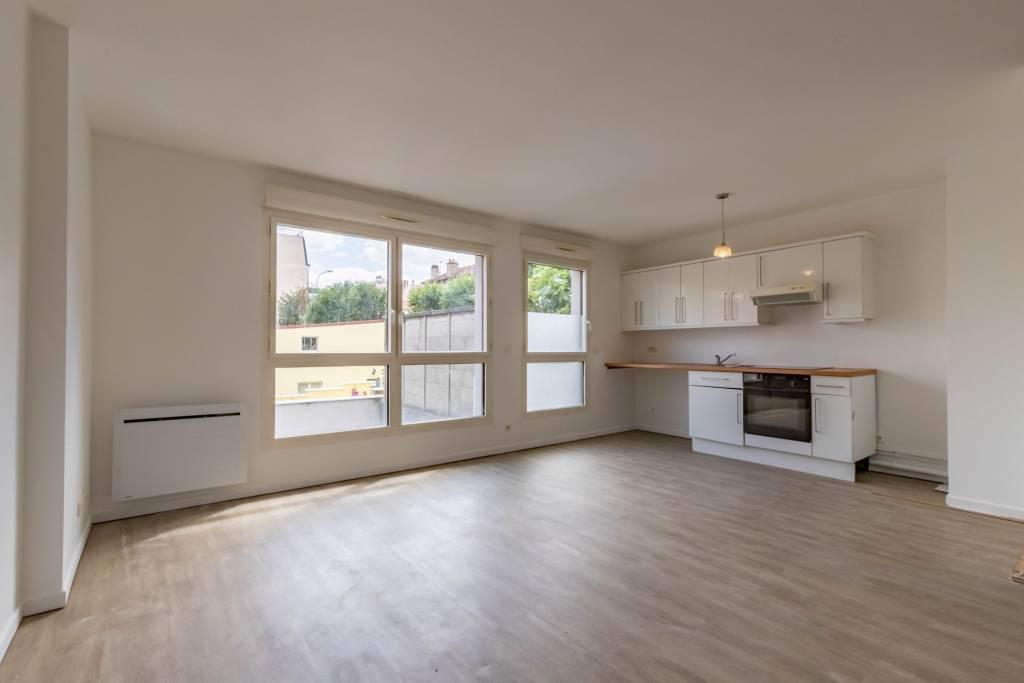 Bel appartement 3 pieces duplex de 60 m2 a Alfortville !