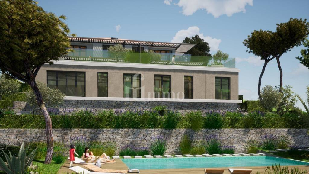 T4 in Sainte Maxime new residence