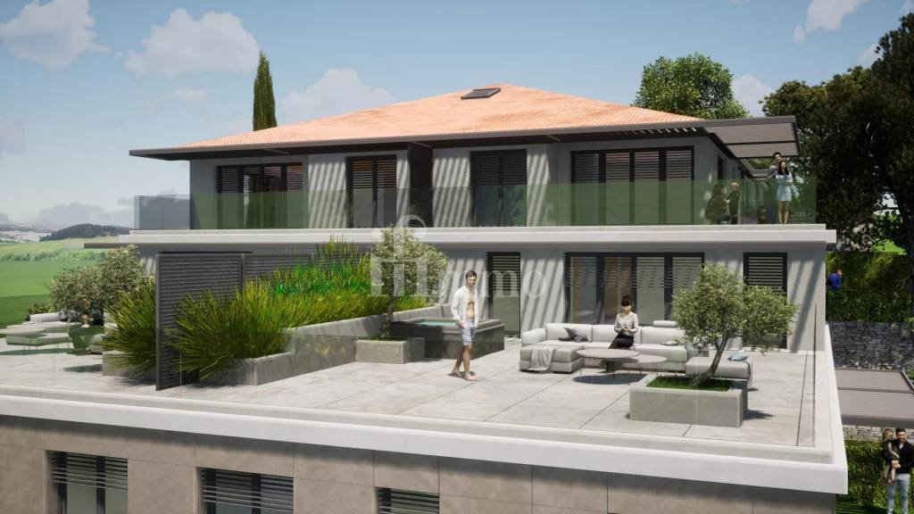 T4 Sainte Maxime's new residence