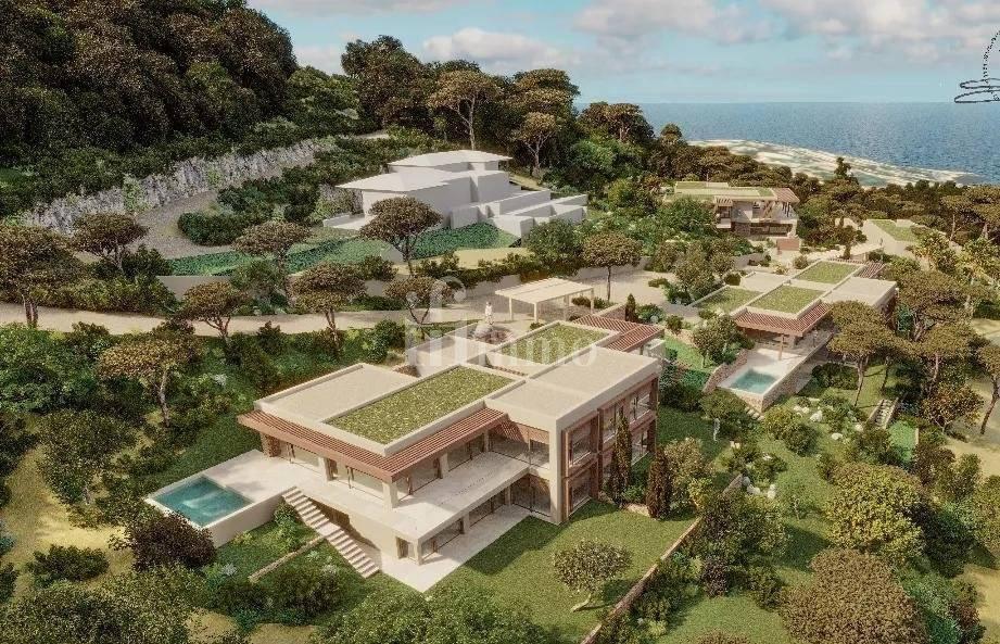 Luxury villa T5 sea view grimaud