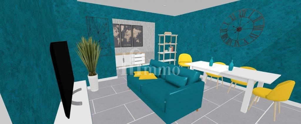 Appartement 3 pièces - 55m2 - Fontaine