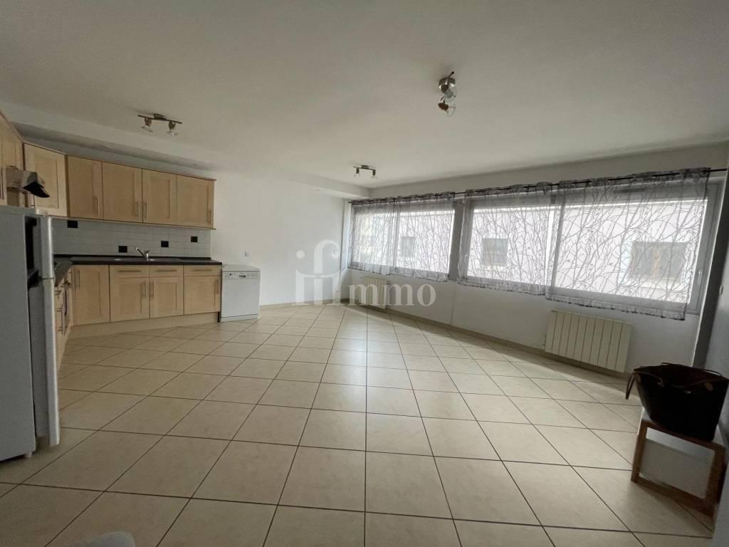 Appartement 3 Pièces - 71m2 - FAVERGES (74)