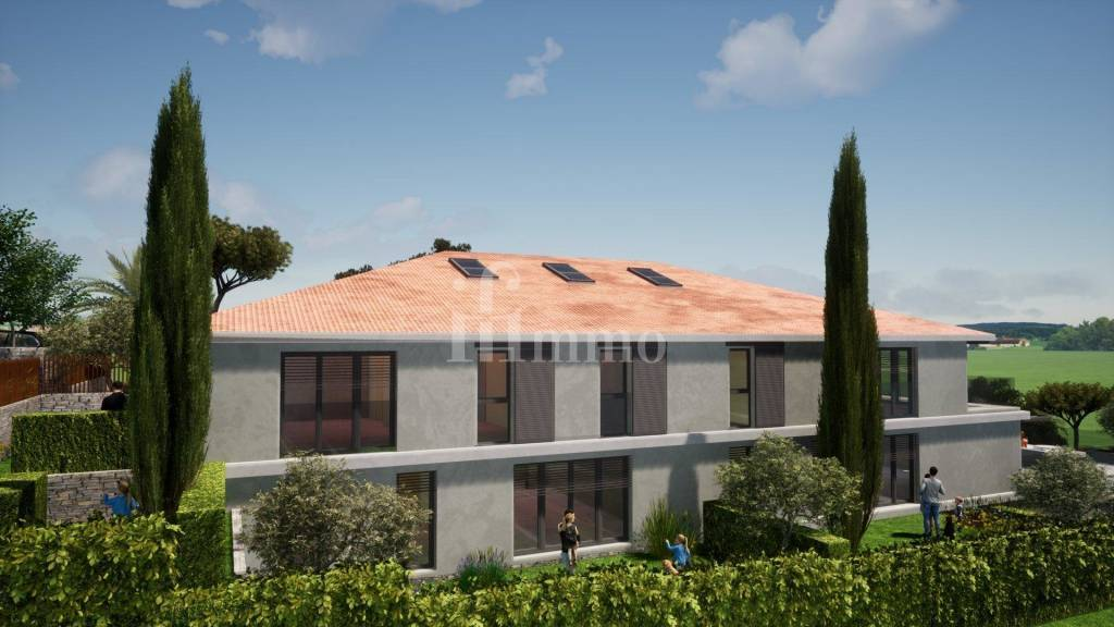 T3 in Sainte Maxime's new residence