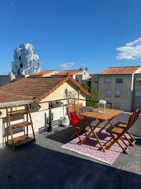 Rental Townhouse Arles