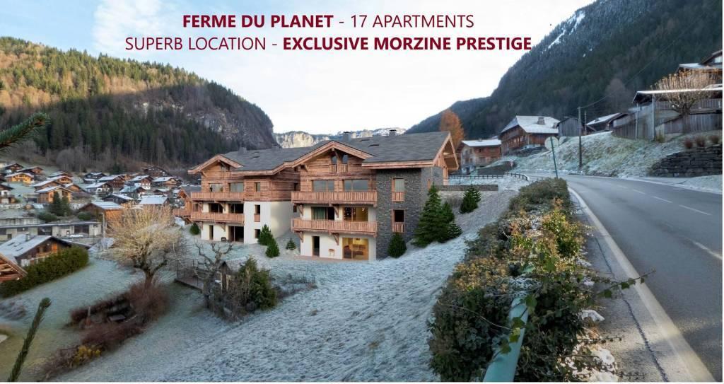LA FERME DU PLANET - Apartment B102