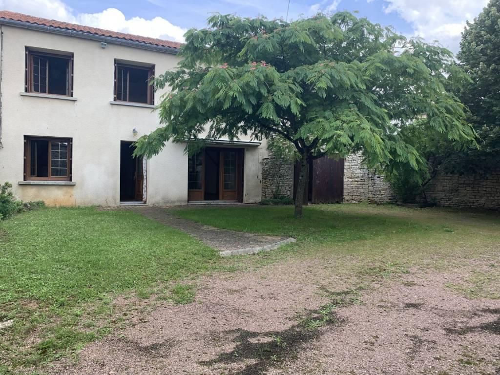 Sale House Mansle