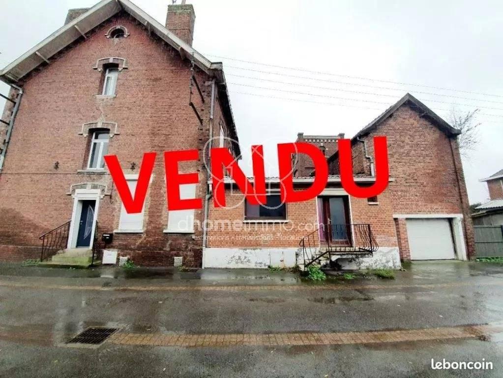 Sale House Auby