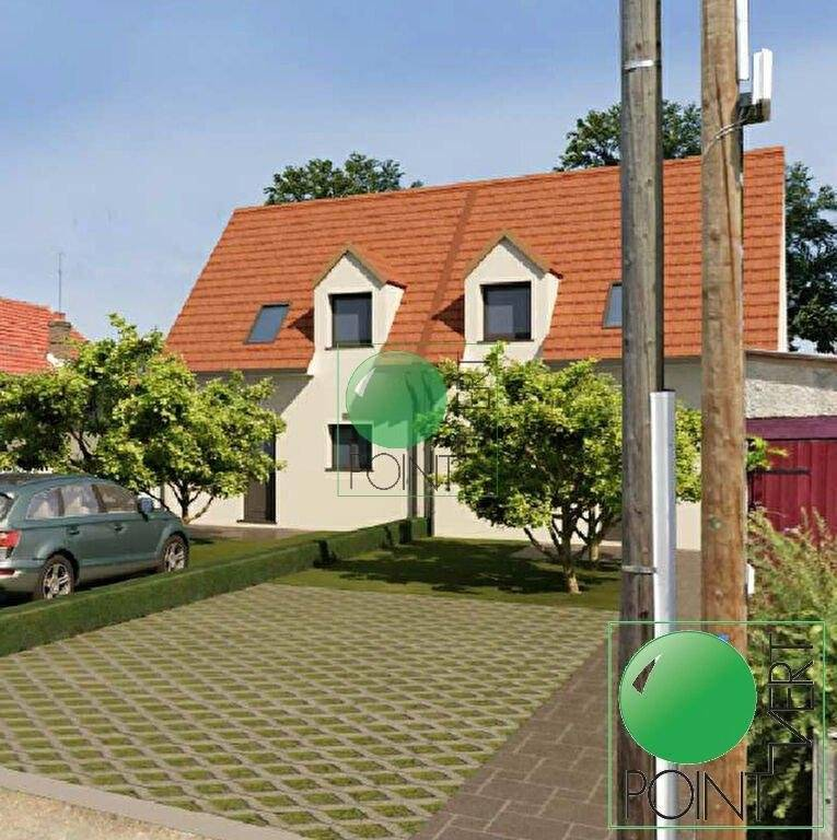 Projet construction TERRAIN+MAISON - BALLANCOURT -