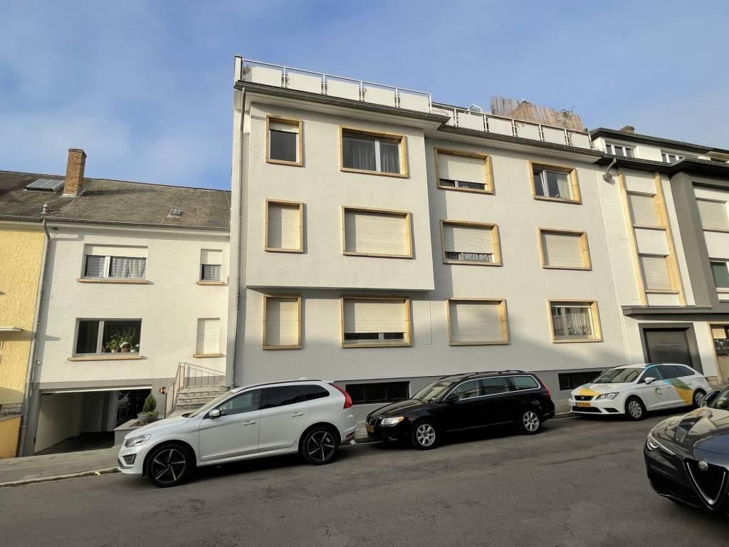 Vermietung Wohnung Luxembourg Hollerich
