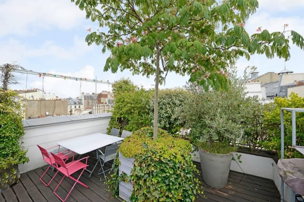 Sale Apartment Paris 10th Porte-Saint-Martin