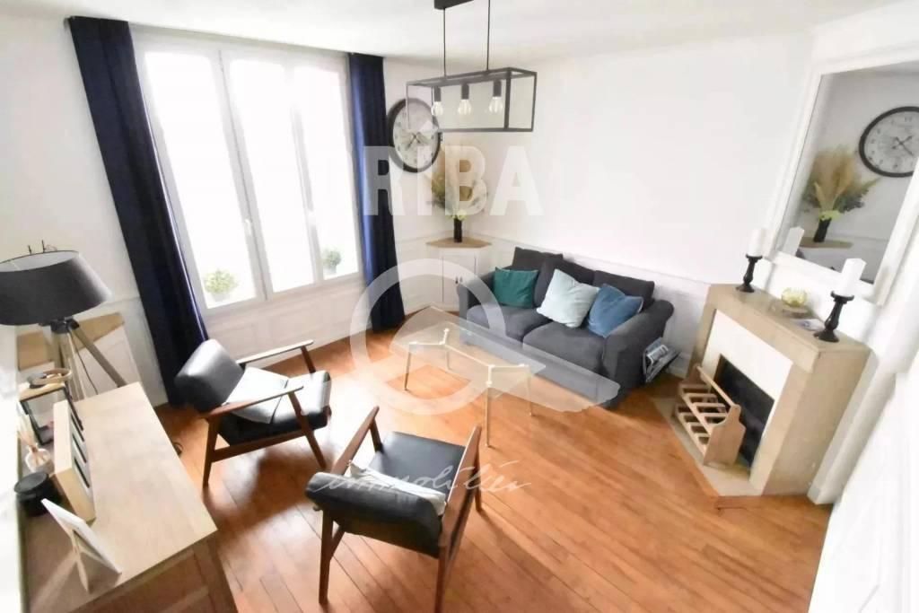 Appartement T3 rénové