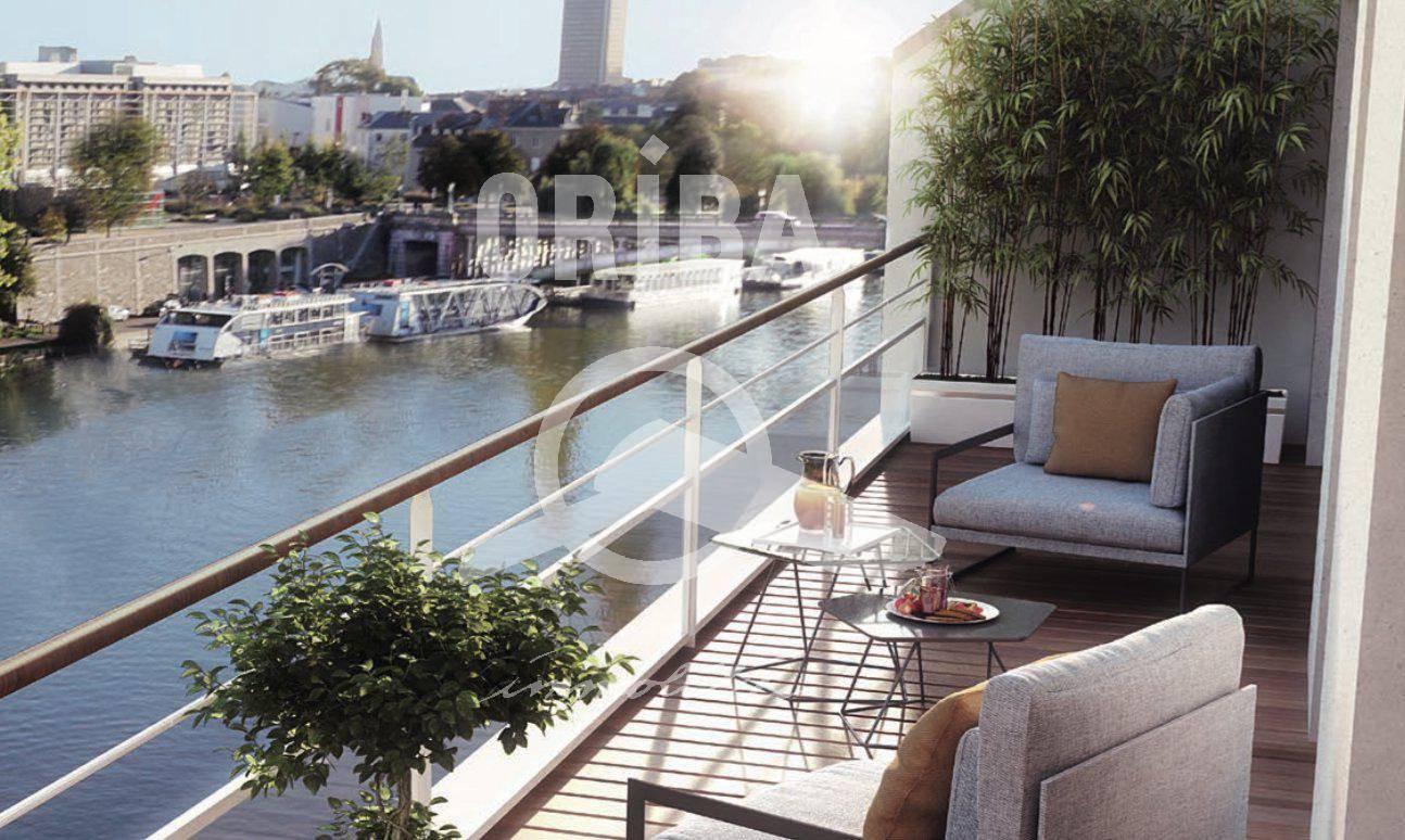 Programme Appartement Nantes