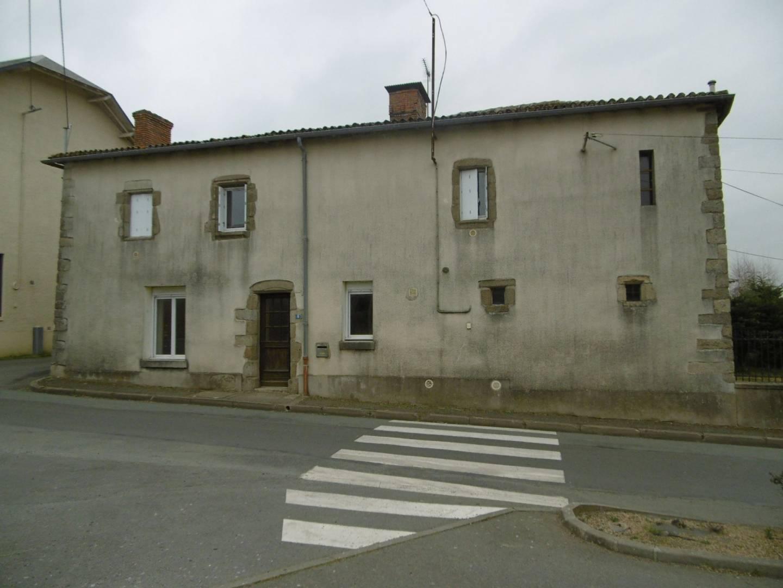 Vente Maison de village Coulonges-Thouarsais
