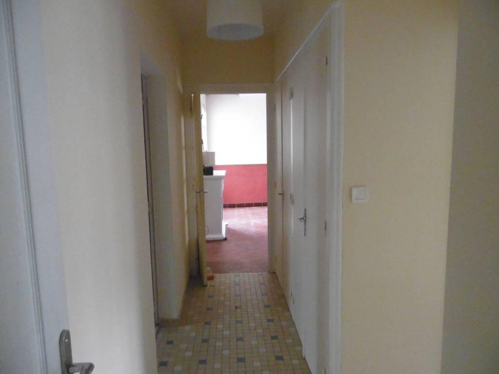 Couloir Carrelage Moquette
