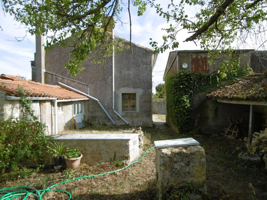 Village house with studio/office potential