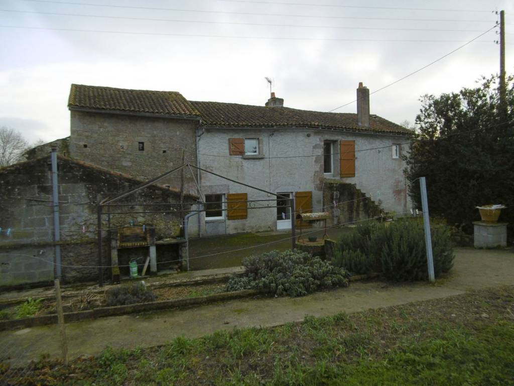 A Character renovated house