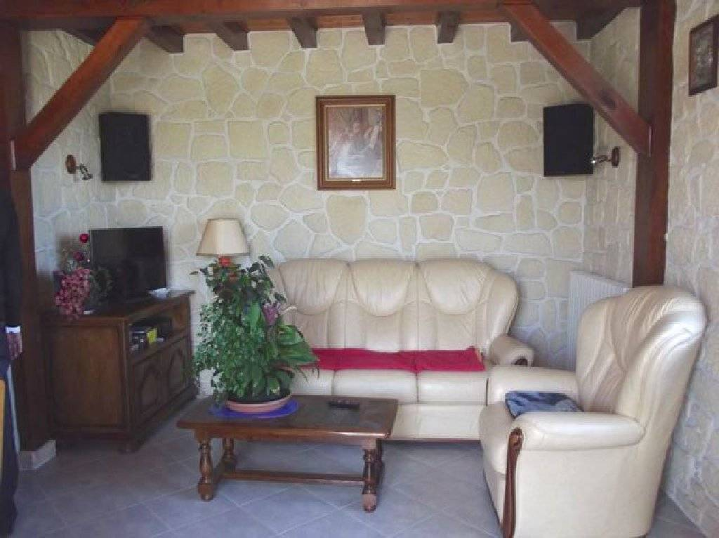 Belle maison de campagne avec jardin arboré et grand ...