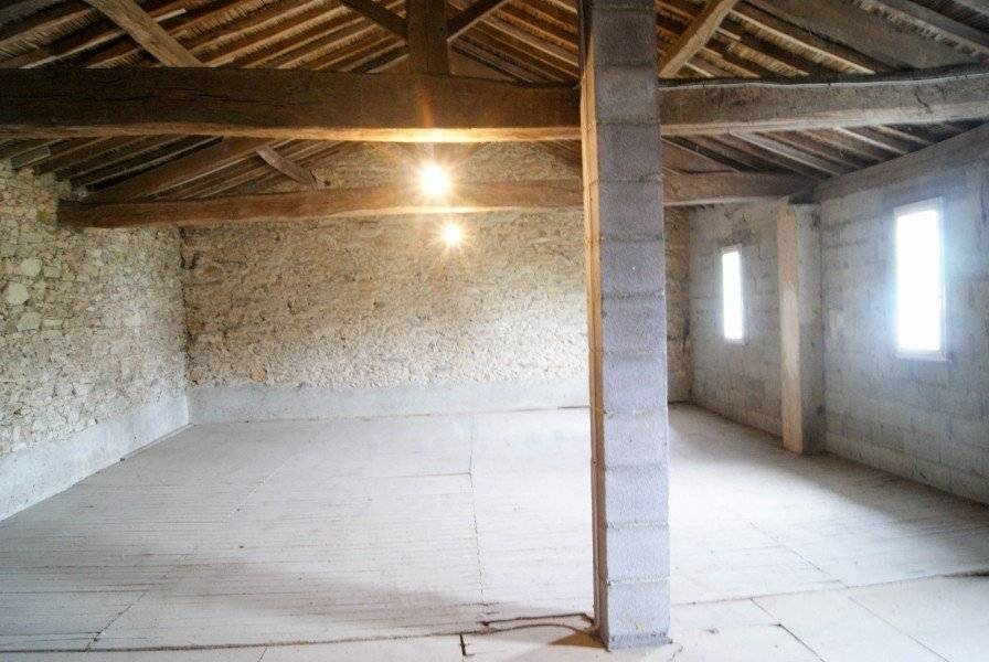 Spacious character property with 1ha
