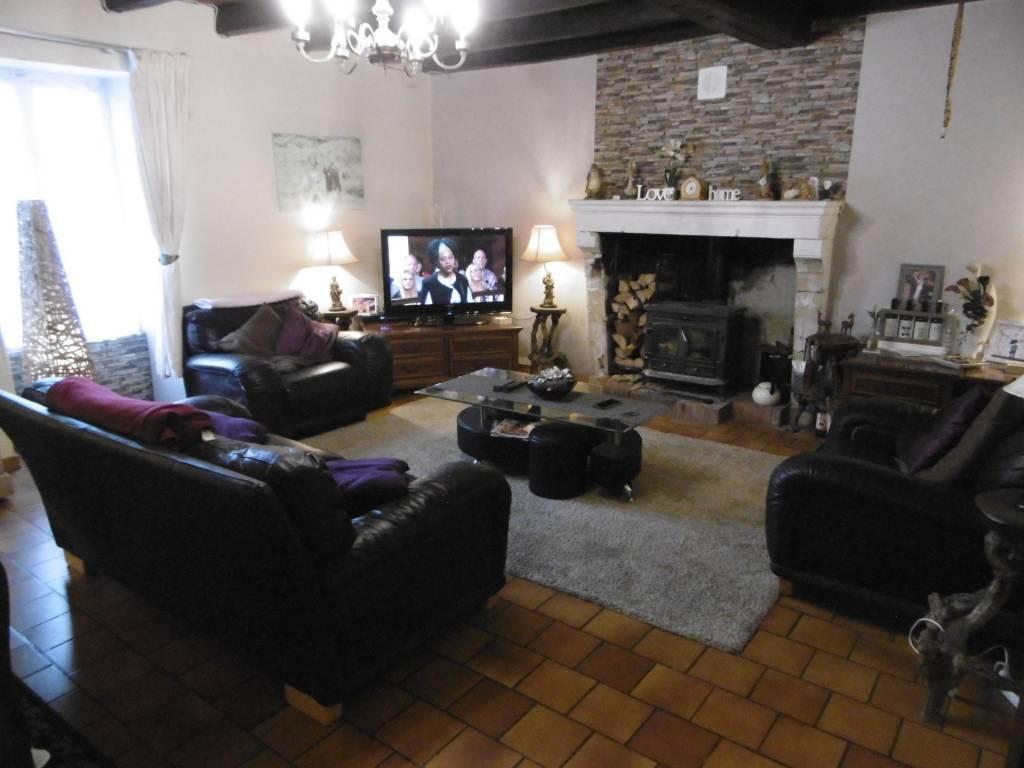 Living-room Fireplace Tile