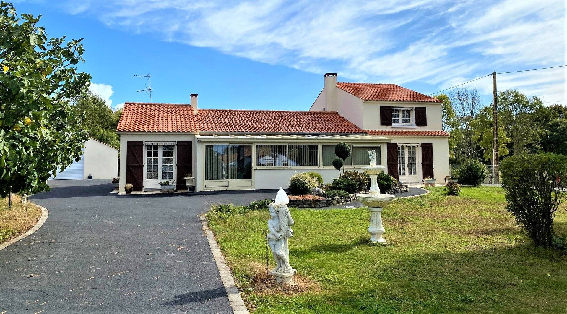 Vente Maison Soullans