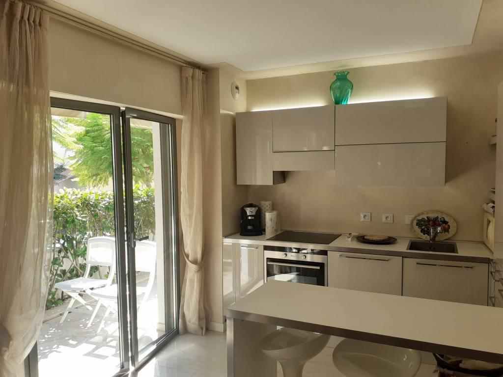 Vente Appartement Menton 3 Pieces Garavan Luxe Terrasse Parking