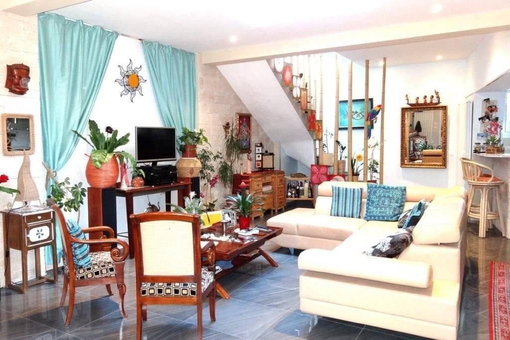 Vente Menton 4 Pieces 140 m² Terrasse Centre Ville