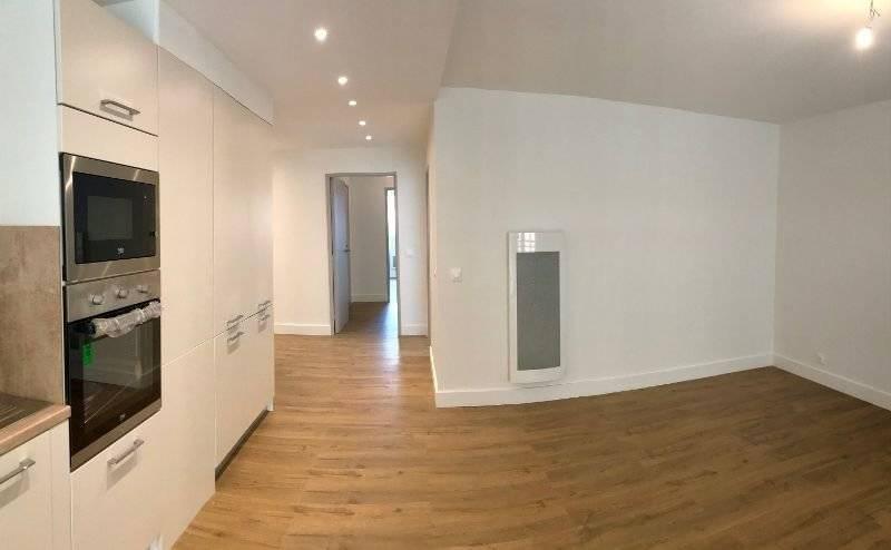 Couloir Parquet Acier inoxydable
