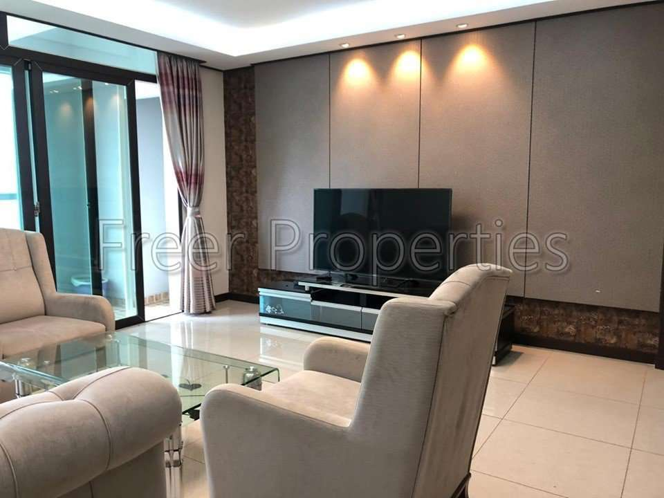 3 BR apartment for rent BKK1 $2300/month